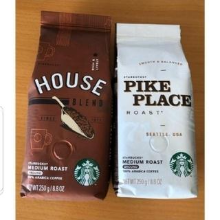 スターバックスコーヒー(Starbucks Coffee)のスタバ 福袋 コーヒー豆(コーヒー)