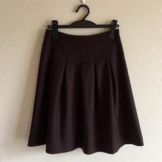 セオリー(theory)のセオリー♡150♡ダークブラウンスカート(スカート)