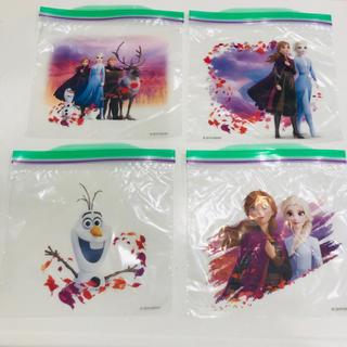 アナと雪の女王 - 日本未発売 アナ雪 ジップロック 12枚