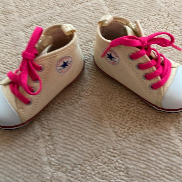 CONVERSE(コンバース)のベビーシューズコンバース キッズ/ベビー/マタニティのベビー靴/シューズ(~14cm)(スニーカー)の商品写真