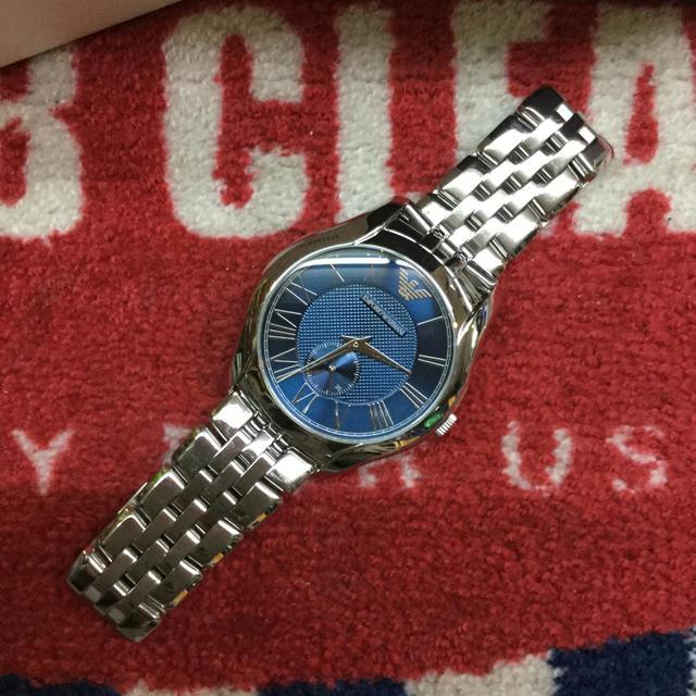 Emporio Armani(エンポリオアルマーニ)のエンポリオアルマーニ  腕時計 ウォッチ AR-1789 メンズの時計(腕時計(アナログ))の商品写真