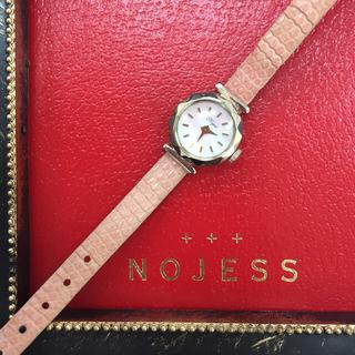 NOJESS - ✴︎☆nojess  時計 白蝶貝 ウォッチ☆✴︎