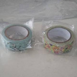 アナトユキノジョオウ(アナと雪の女王)のアナ雪 マスキングテープ セット(テープ/マスキングテープ)
