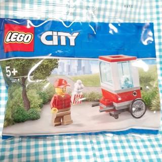Lego - 新品 レゴシティ ポップコーン屋さん