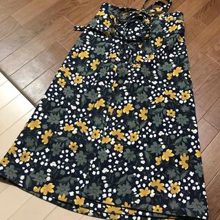 Mila Owen - 花柄スカート