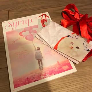シロップ(syrup.)のSyrup. Sweet Products for 5 year(トートバッグ)