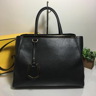 FENDI - 定価35万❤️美品✨FENDI 2JOURS トゥージュール 2WAY バッグ