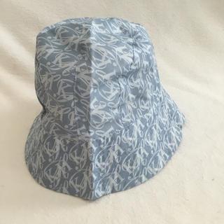 キャサリン ハムネット レインハット 帽子