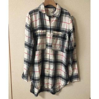GAP - gap ロングシャツ