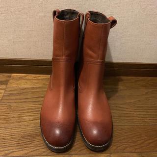 リーガル(REGAL)のリーガルスタンダーズ メンズ ブーツ 24.5cm(ブーツ)