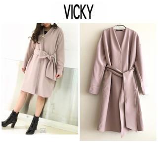 VICKY - ビッキー VICKY ★ ワンピース ロングコート