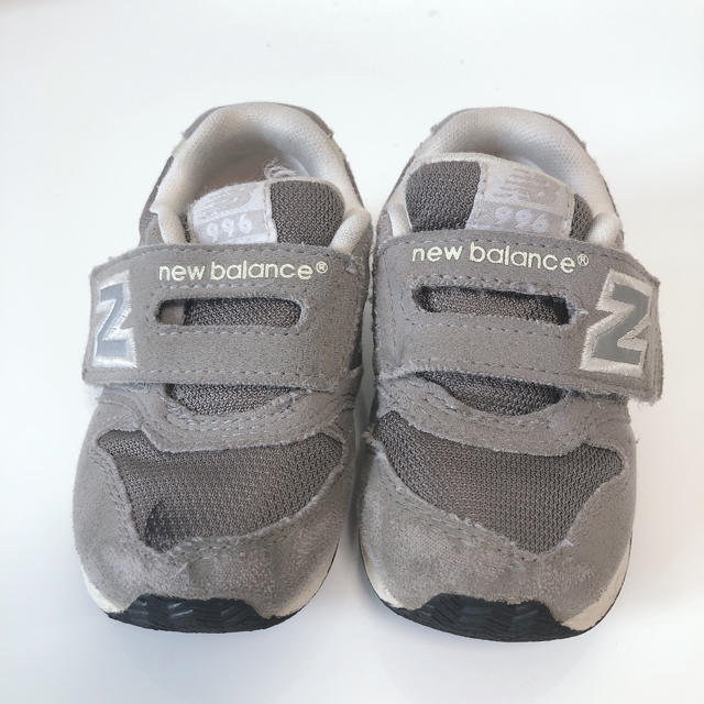 New Balance(ニューバランス)のニューバランス 996 スニーカー 13 キッズ/ベビー/マタニティのベビー靴/シューズ(~14cm)(スニーカー)の商品写真