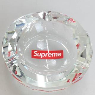 Supreme - ⁂ 未使用 シュプリーム クリスタル灰皿