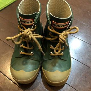 ハンター(HUNTER)のハンターレインブーツ(長靴/レインシューズ)