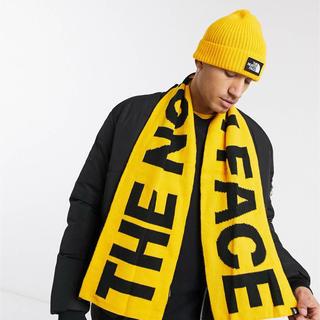 ザノースフェイス(THE NORTH FACE)のノースフェイス マフラー スカーフ 男女兼用 新品 UK正規品(マフラー)