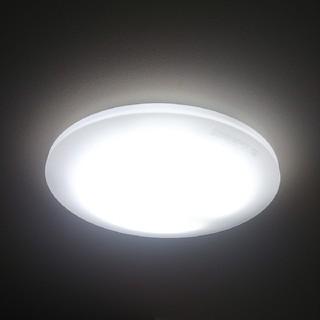 エヌイーシー(NEC)のNEC照明器具 クール色 20.27.34W 8畳〜(天井照明)