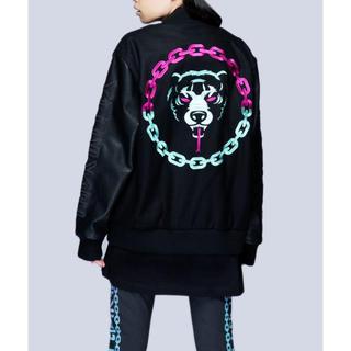 ミシカ(MISHKA)のLONG CLOTHING MISHKA Death Adder M 新品(スタジャン)