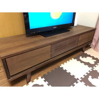 アクタス(ACTUS)の【AAKM様専用】テレビボード テレビ台 ローボード 140cm(家具)