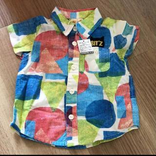 Bit'z - ビッツ 半袖シャツ 80