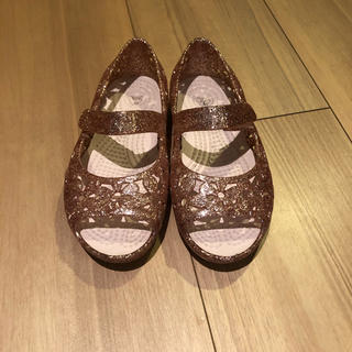 crocs - クロックス  サンダル  16cm