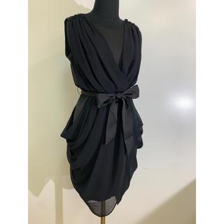 エイソス(asos)のデザイン ワンピース きれいめワンピ パーティドレス(ミディアムドレス)