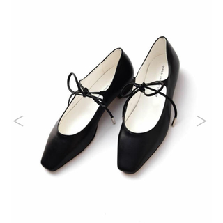 BEAUTY&YOUTH UNITED ARROWS - marjour   ballerina pumps