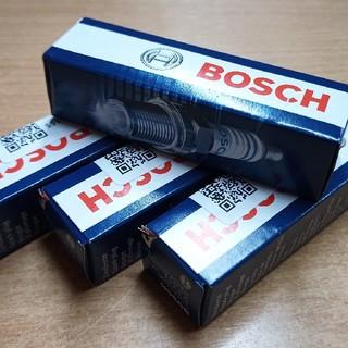 BOSCH イリジウムプラグ4本セット ワーゲン等(パーツ)