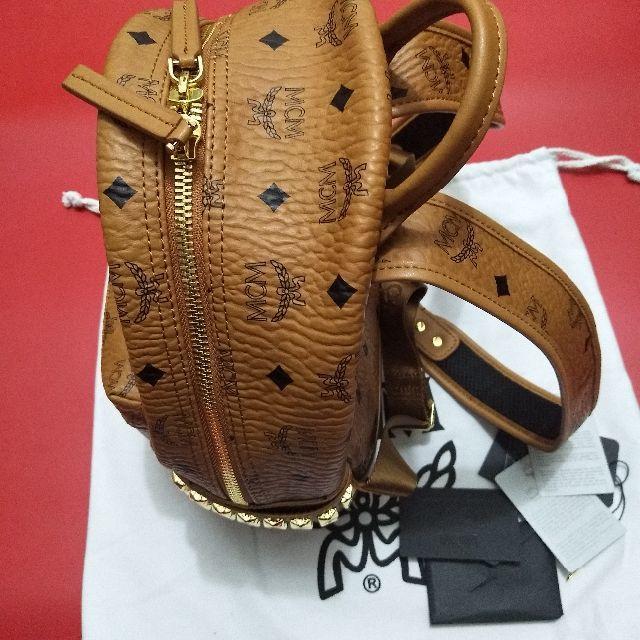 MCM(エムシーエム)のMCM リュック  S レディースのバッグ(リュック/バックパック)の商品写真