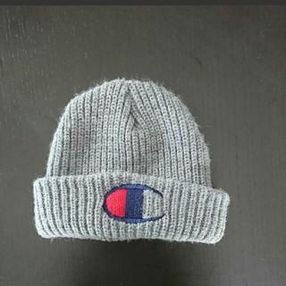 チャンピオン(Champion)のニット帽(ベビー)(帽子)