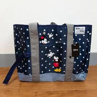 ミッキーマウス - 【新品✨】ミッキー ミニー レジカゴバッグ 保冷