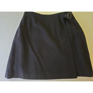 カルバンクライン(Calvin Klein)のCalvin Kleinミニスカート黒(ミニスカート)