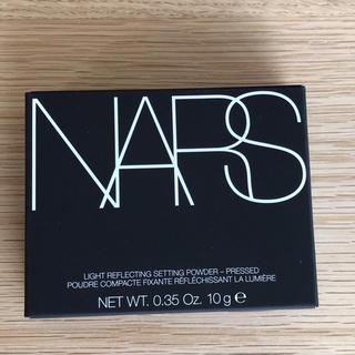 ナーズ(NARS)のNARS ナーズ ライトリフレクティングセッティングパウダープレスト 10g(フェイスパウダー)