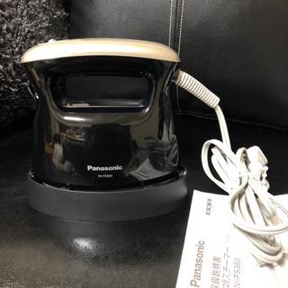 Panasonic - パナソニック 衣類スチーマー NI-FS360 ブラック
