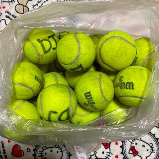 ウィルソン(wilson)のテニスボール  20球(その他)