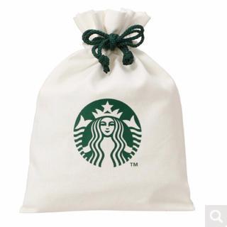 スターバックスコーヒー(Starbucks Coffee)のスターバックス 布製 巾着 ポーチ(ポーチ)