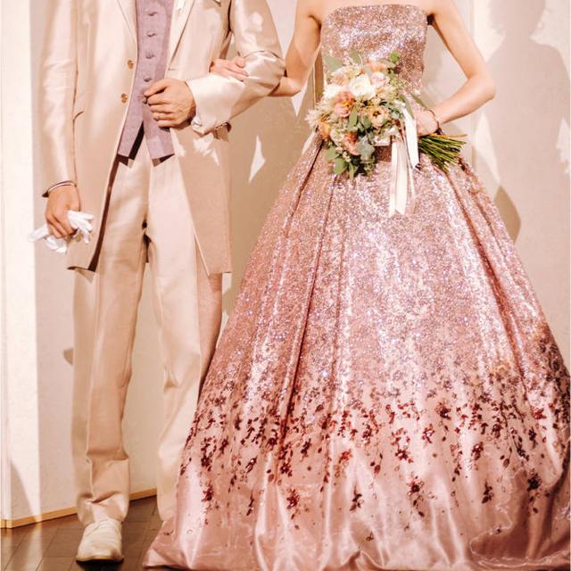 AIMER(エメ)のエメ カラードレス レディースのフォーマル/ドレス(ロングドレス)の商品写真