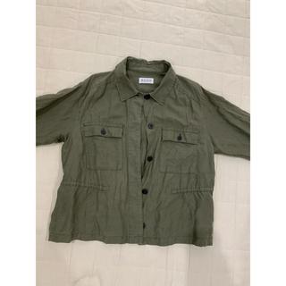プラステ(PLST)のジャケット(ミリタリージャケット)