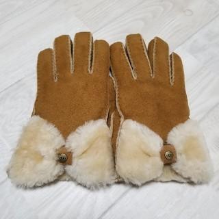 アグ(UGG)のUGG アグ リボン 手袋(手袋)