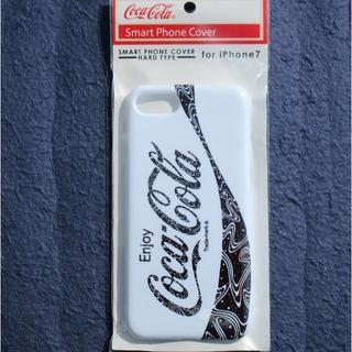 ジャーナルスタンダード(JOURNAL STANDARD)の新品 ジャーナル スタンダード コカコーラ iPhone 7 対応 ケース(iPhoneケース)