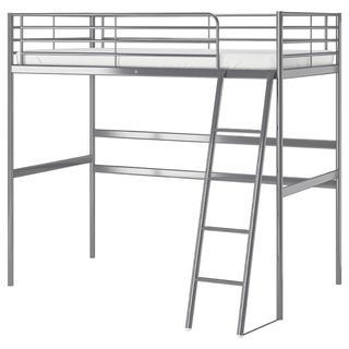 IKEA ロフトベッド スヴェルタ(ロフトベッド/システムベッド)