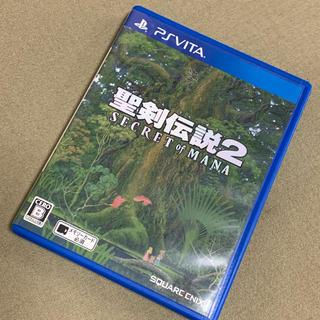 PlayStation Vita - PS VITA☆聖剣伝説2 シークレットオブマナ【美品】