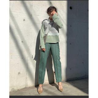 アメリヴィンテージ(Ameri VINTAGE)のAmeri vintage☆ POLISH TAPERED PANTS(カジュアルパンツ)