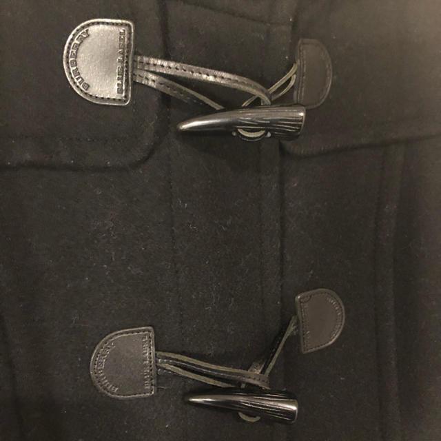 BURBERRY BLUE LABEL(バーバリーブルーレーベル)のバーバリーブルーレーベル ダッフルコート レディースのジャケット/アウター(ダッフルコート)の商品写真