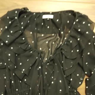 ダブルスタンダードクロージング(DOUBLE STANDARD CLOTHING)の未使用品⭐️ダブルスタンダードクロージング36ワンピース黒(ロングワンピース/マキシワンピース)