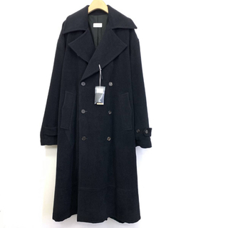 Maison Martin Margiela - BED j.w. FORD Long P coat 19aw コート ブラック