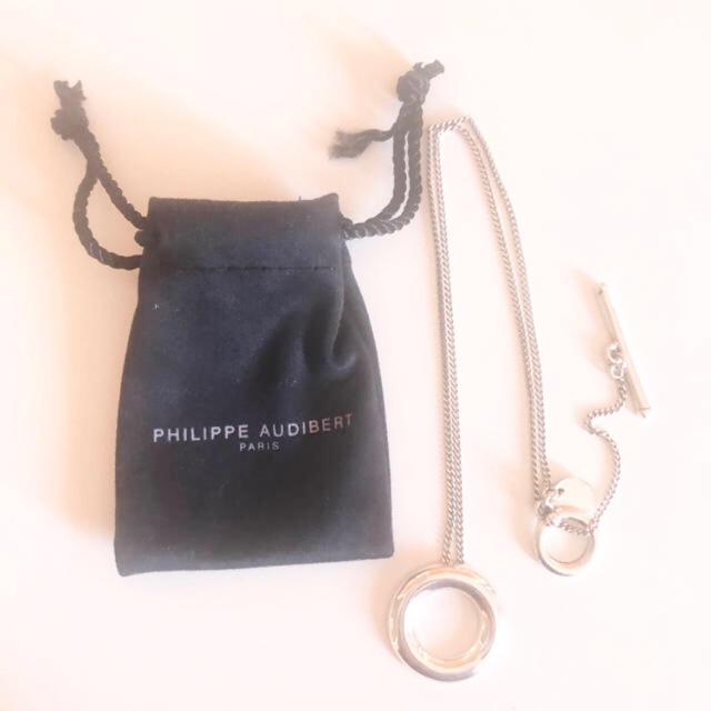 Philippe Audibert(フィリップオーディベール)の【新品未使用】フィリップオーディベール✴︎ネックレス レディースのアクセサリー(ネックレス)の商品写真