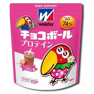 モリナガセイカ(森永製菓)のアマゾン 限定 ウイダー プロテイン 限定チョコボール いちご味(プロテイン)