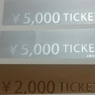 スコットクラブ(SCOT CLUB)のヤマダヤ チケット 12,000円分(ショッピング)