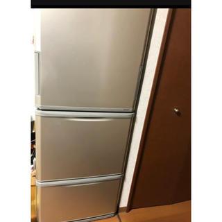 SHARP - シャープ 3ドア冷蔵庫 どっちもドア