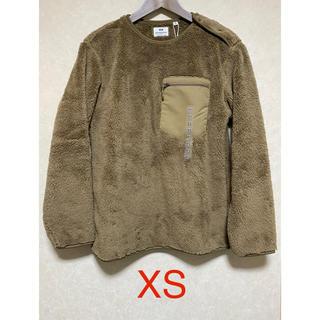 エンジニアードガーメンツ(Engineered Garments)のEngineered Garments ユニクロ フリースジャケット XS(ブルゾン)